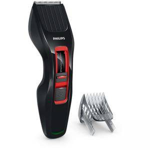 Машинка за подстригване Philips Series 3000, DualCut Technology, black/red | HC3420/15