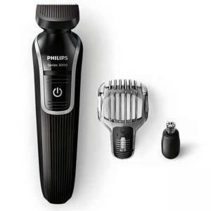 Тример Philips MULTIGROOM, Series 3000, 2 attachments & 1 comb QG3320/15