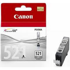 Мастилена касета Canon Ink Tank CLI-521 Grey