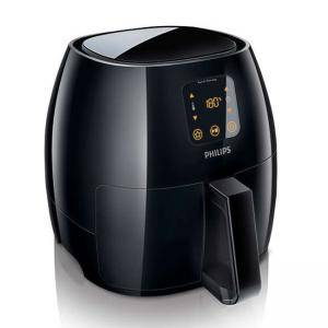 Уред за мултифункционално готвене Philips Avance Collection Airfryer XL with Rapid Air technology Black 1.2kg HD9240/90