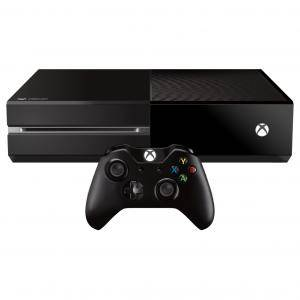 Игрова конзола - Microsoft Xbox One Black 1TB