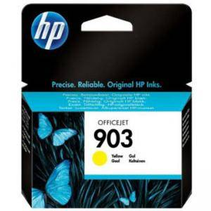 Мастилена касета HP 903 Yellow Original Ink Cartridge, T6L95AE
