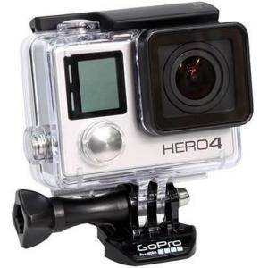 Видеокамера - GoPro HERO4 Silver Camera + Micro SD 64GB EVO SAMSUNG