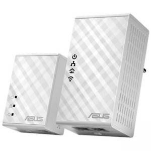 Адаптер Asus PL-N12 KIT, Wireless N300 Range Extender