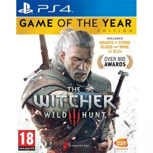 Игра The Witcher 3 Wild Hunt GOTY PS4, 142134203, Виж на Mallbg.