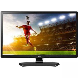 Монитор LG, 23.6 инча, LED non Glare, HDMI, SCART, CI Slot, TV Tuner DVB-/T/C (MPEG4), Speaker, USB 2.0, Hotel Mode, 24MT48DF-PZ