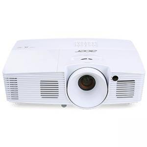 Мултимедиен проектор Acer Projector X127H, DLP, XGA (1024 x 768), 20000:1, 3600 ANSI Lumens, HDMI, VGA, 3D, PC Audio, Speaker, MR.JP311.001