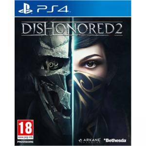 Игра Dishonored 2 За Playstation 4