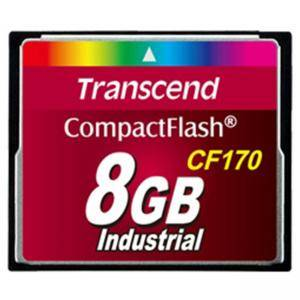Карта памет Transcend 8GB CF CARD (CF170)