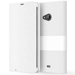 FLIP COVER LUMIA 535 WHITE