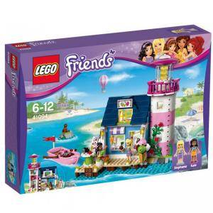Конструктор ЛЕГО ФРЕНДС - ФАРЪТ В ХАРТЛЕЙК, LEGO Friends, 41094, Виж цена