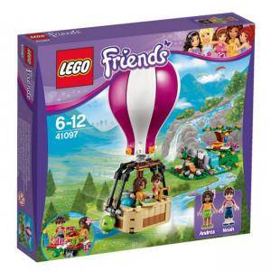 Конструктор ЛЕГО ФРЕНДС - БАЛОН ЗА ЛЕТЕНЕ В ХАРТЛЕЙК, LEGO Friends, 41097