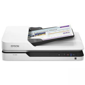 Скенер Epson WorkForce DS-1630, А4, 1200dpi x 1200 dpi