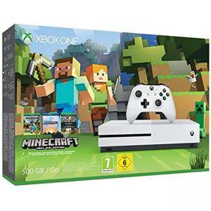 XBOX ONE S 500GB, Minecraft