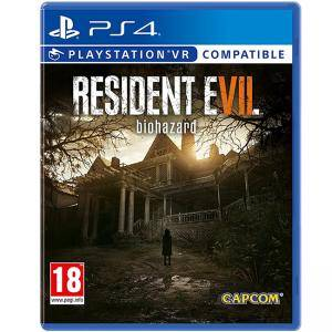 Игра Resident Evil 7 Biohazard, За PlayStation 4, PSVR