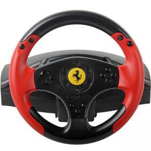 Волан THRUSTMASTER Ferrari Red Legend Edition, За PS3, PC, Червен, THRUST-RW-RLE