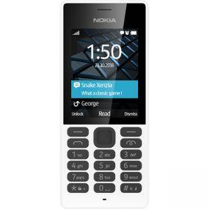 Двусимов мобилен телефон NOKIA 150 DS WHITE