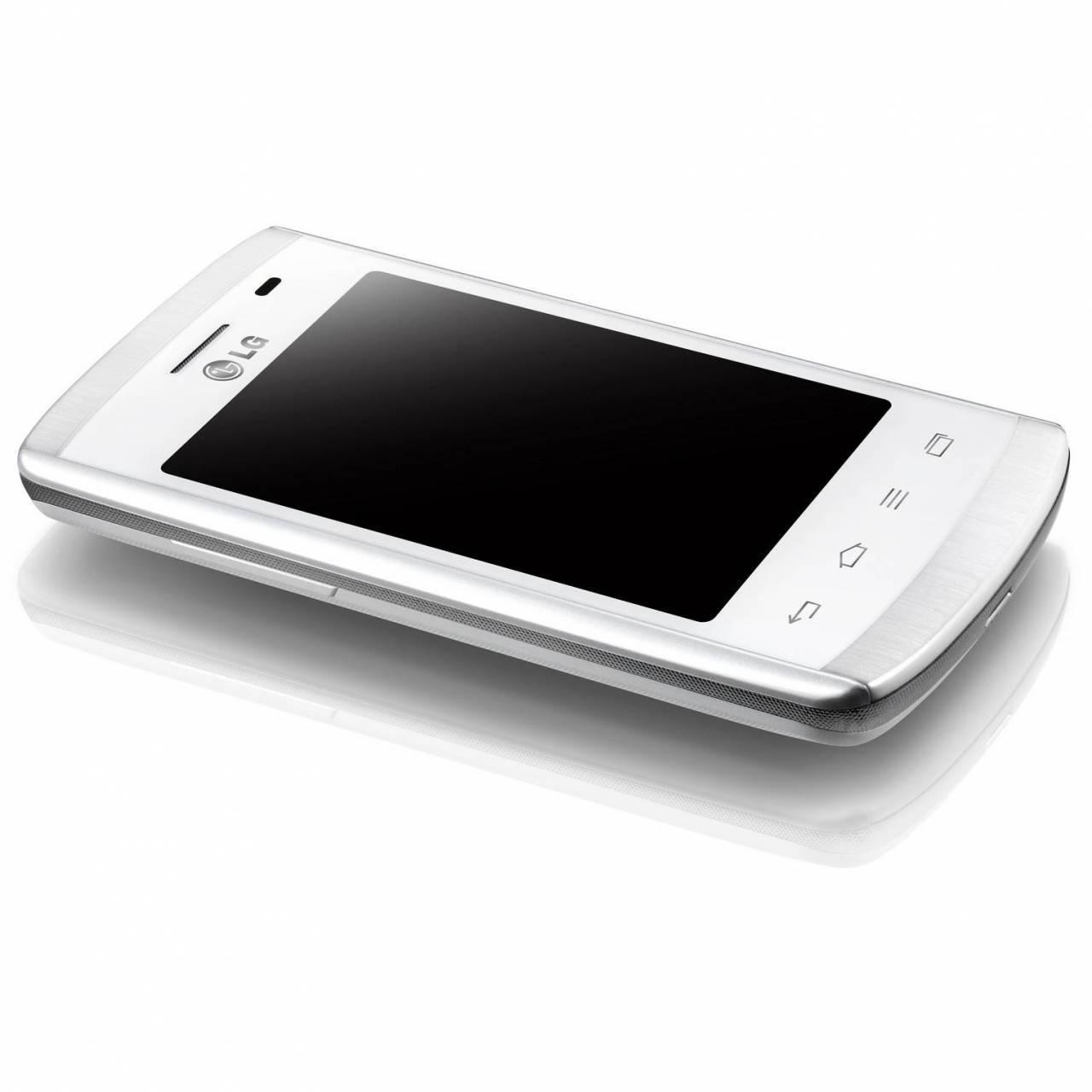Lg Optimus L1 Ii E410 Smartphone 30 Qvga Black Android 412