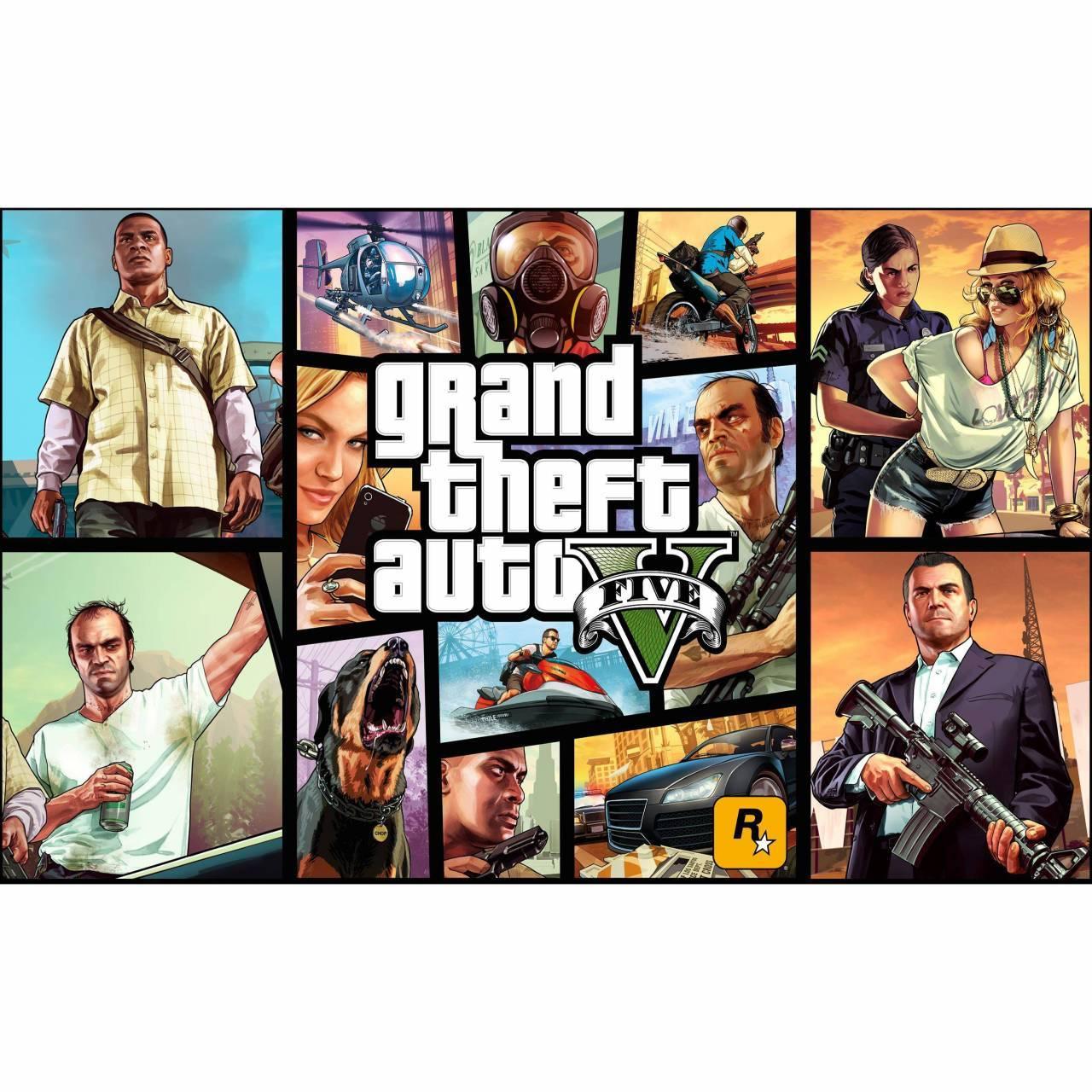 Grand Theft Auto (игра)