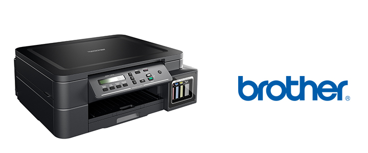 Мастилоструйно многофункционално устройство Brother DCP-T310 Inkjet Multifunctional, DCPT310RE1