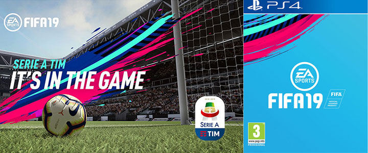 Pre-order Игра FIFA 19 - Standart Edition за PlayStation 4 - PS4